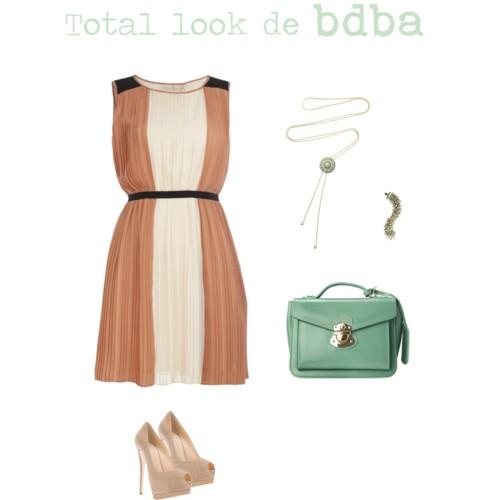 total look bdba