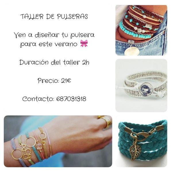 TALLER DE PULSERAS